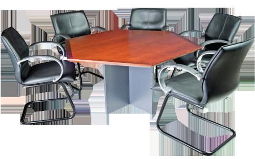 Boardroom - Hexagon conference table